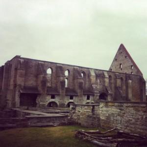 Klosterruinen i Pirita, Tallin.